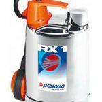 "Pompe Submersibles ""inox"" drainage"