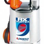 "Pompe Submersibles ""inox"" drainage RXm 2/20 Vortex"